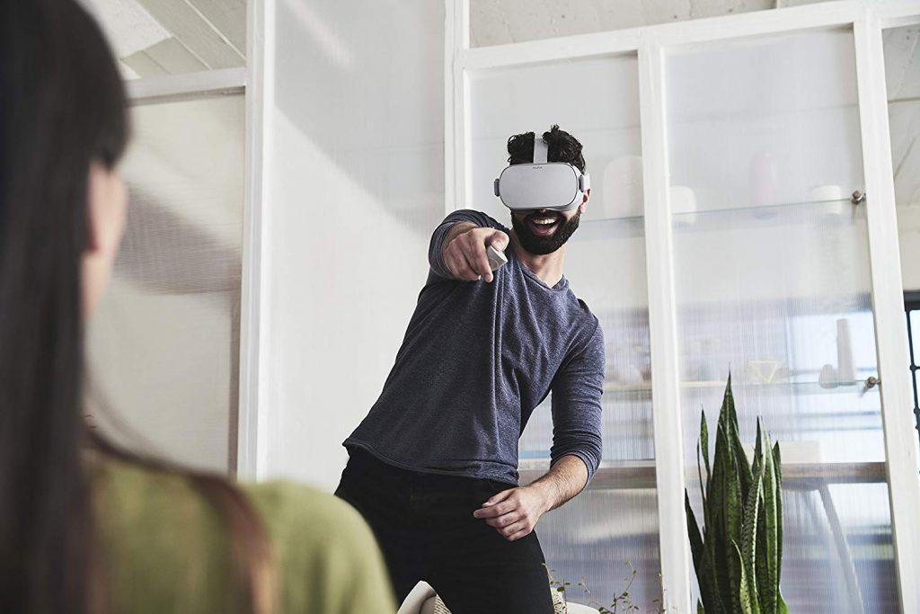 Oculus go pas cher