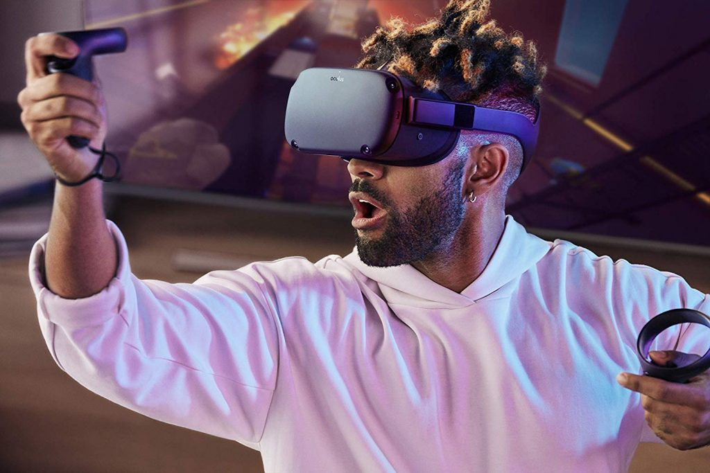 oculus quest test